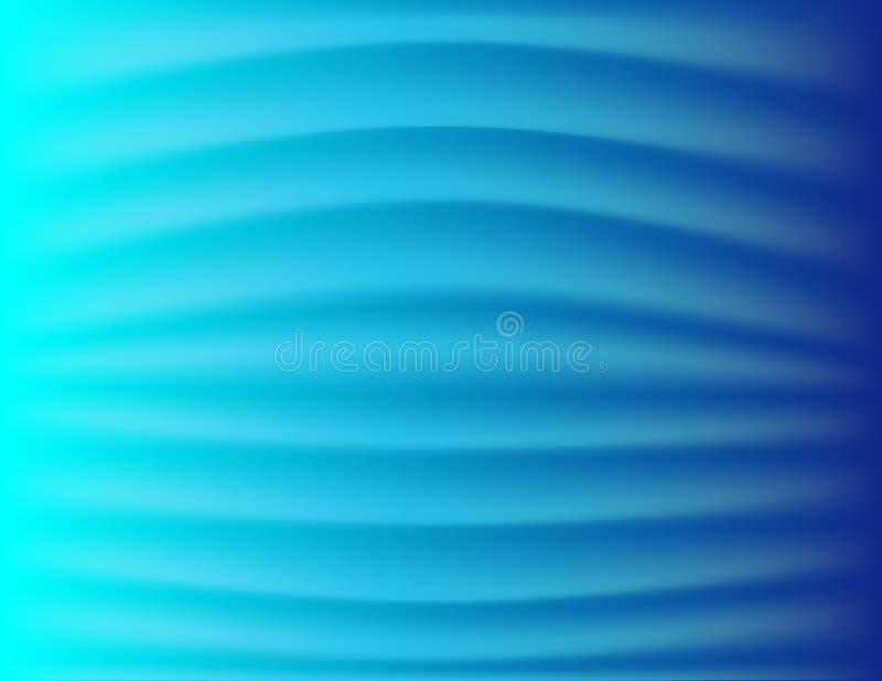O fundo abstrato alinha o azul foto de stock royalty free