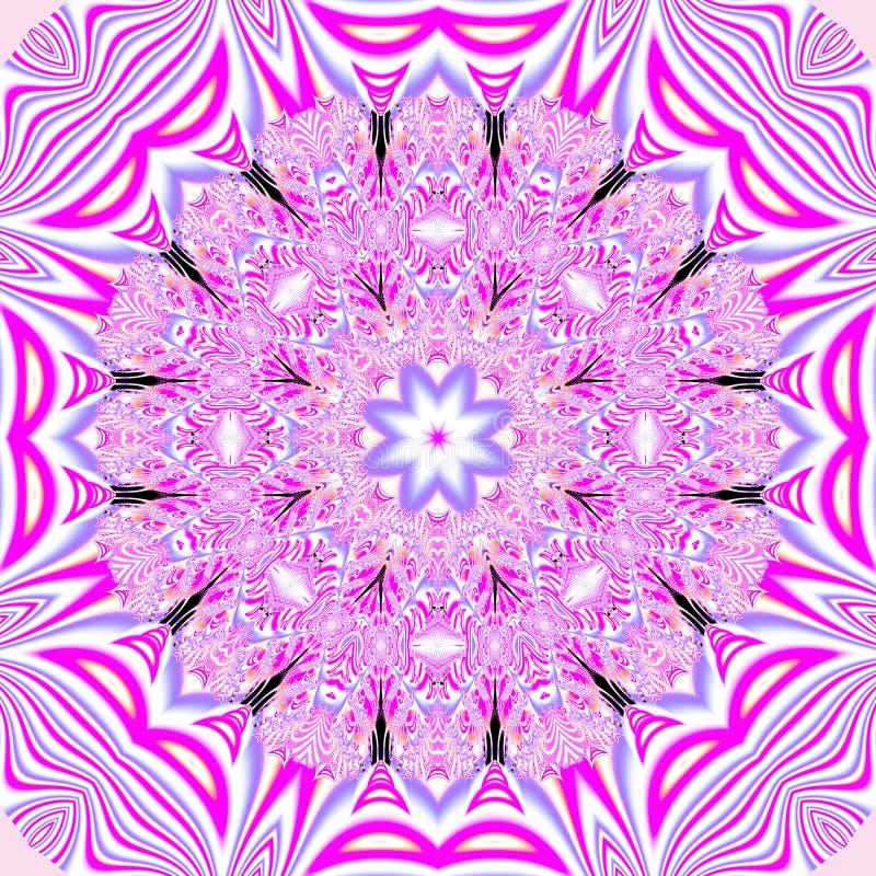 O fundo consiste na textura da cor do fractal e ? apropriado para o uso nos projetos na imagina??o, na faculdade criadora e no pr ilustração royalty free