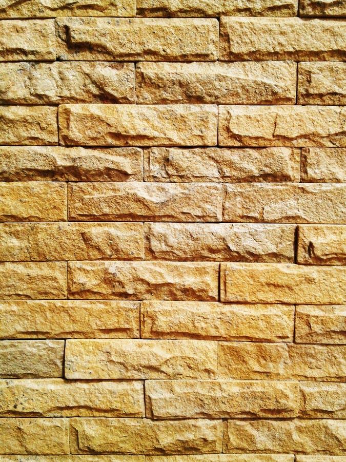 O fundo da parede de tijolo usado decora em casa Fundo da textura ilustração stock