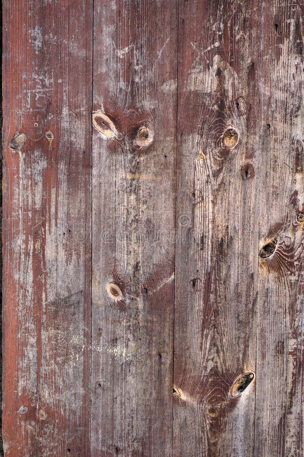 O fundo de madeira da textura do grunge abstrato com marrom velho resistiu à pintura fotografia de stock royalty free