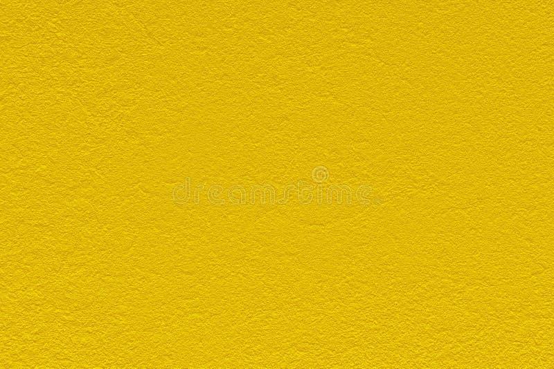 O fundo do sumário do teste padrão da textura da cor do ouro pode ser uso como a capa do folheto da poupança de tela do papel de  foto de stock royalty free
