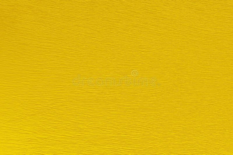 O fundo do sumário do teste padrão da textura da cor do ouro pode ser uso como a capa do folheto da poupança de tela do papel de  imagens de stock