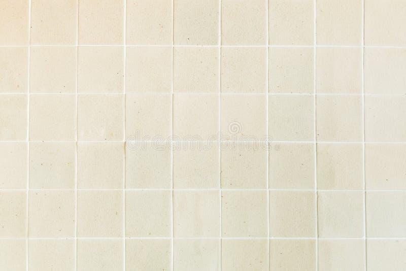 O fundo e a textura de marcas de estiramento racharam-se no creme branco t fotos de stock
