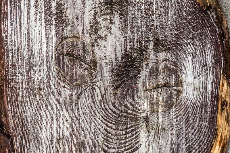 O fundo e a textura retros antigos e resistidos do estilo do vintage de madeira preto cinzento da parede imagem de stock royalty free