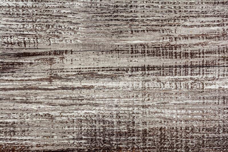 O fundo e a textura retros envelhecidos e resistidos do estilo do vintage de madeira preto cinzento da parede fotografia de stock royalty free