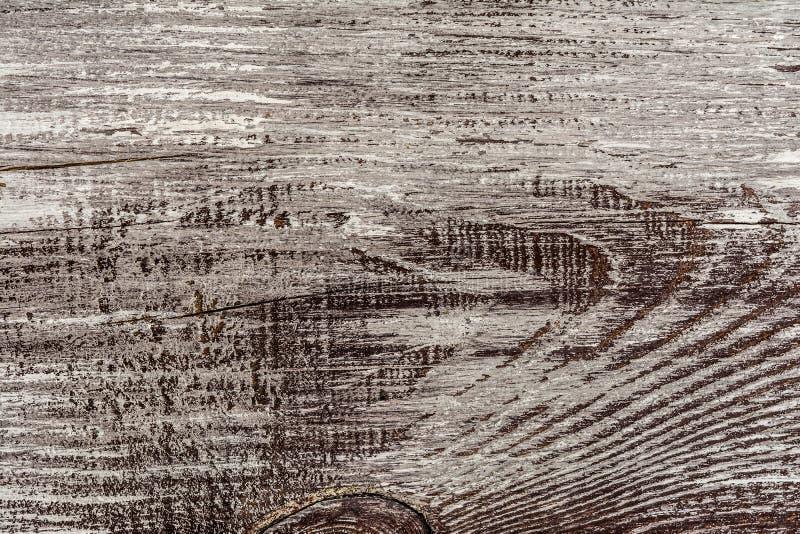 O fundo e a textura retros rachados e resistidos do estilo do vintage de madeira preto cinzento da parede foto de stock