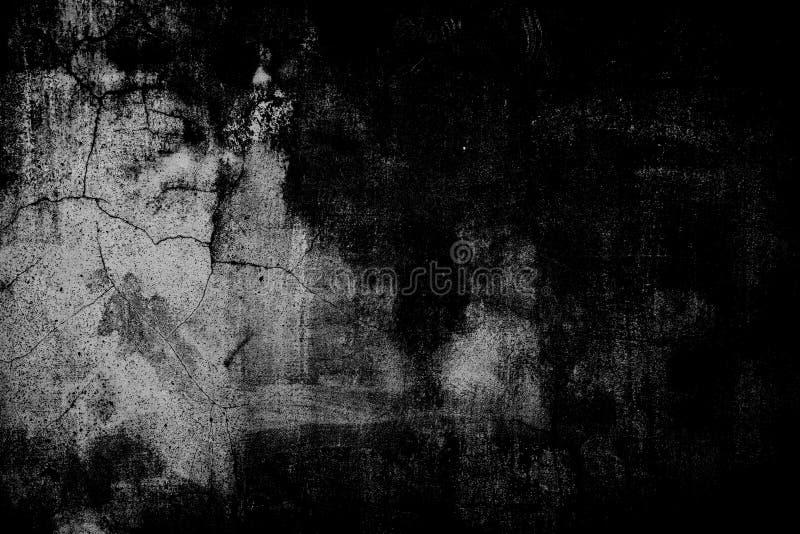 O fundo preto e branco do sumário do teste padrão da textura da cor pode ser uso como a capa do folheto da poupança de tela do pa foto de stock