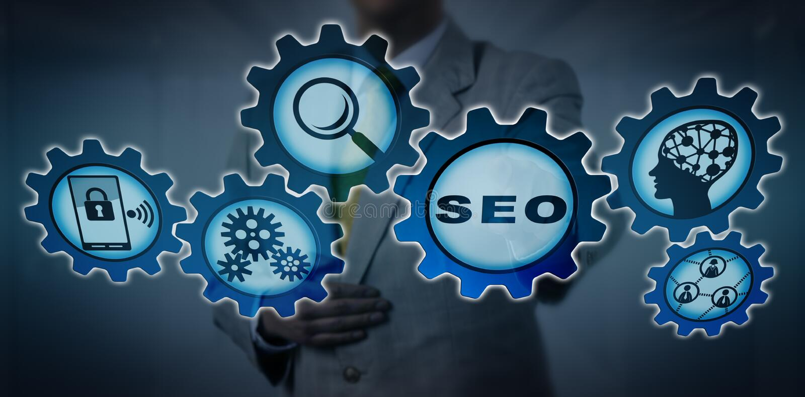 O gerente de TI Offering AI ajudou a SEO Solution