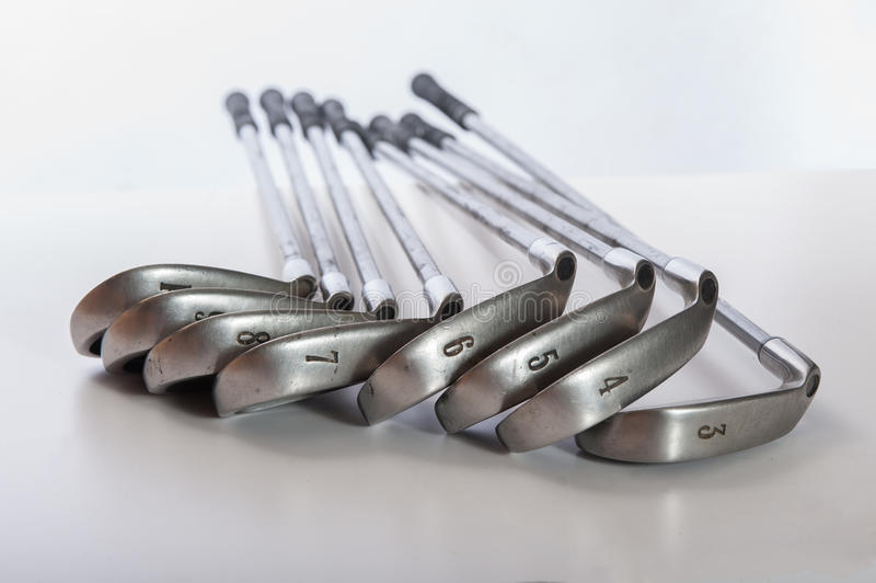 O golfe perpetua o caos imagens de stock royalty free