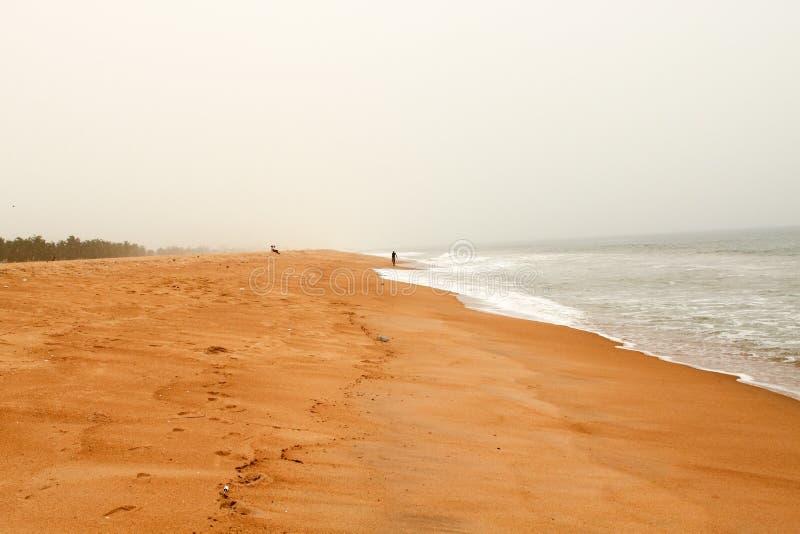 O Golfo da Guiné, Lomé fotos de stock