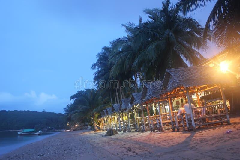 O Golfo da Tailândia, Koh Samui, Tailândia fotos de stock royalty free