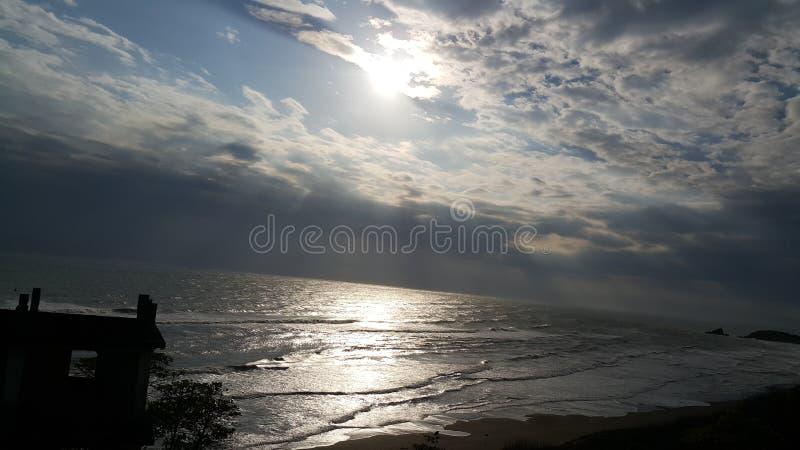 O grande oceano imagens de stock