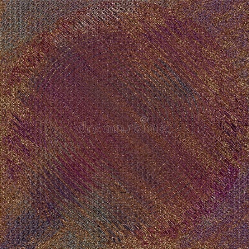 O Grunge pintou a textura do papel Arte finala do fundo com cores pastel sujas fotografia de stock