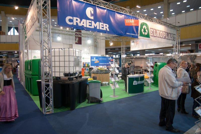 O grupo de Craemer imagem de stock