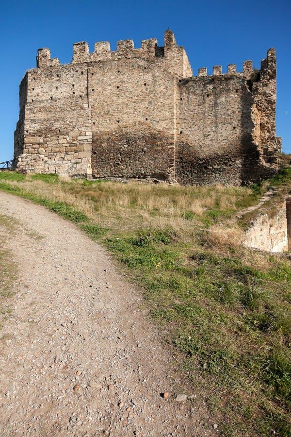 Download Heptapyrgion De Paredes Bizantinas Foto de Stock - Imagem de fort, byzantine: 29848006