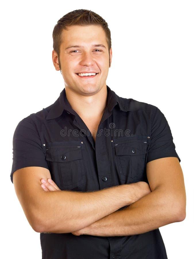 O homem imagens de stock