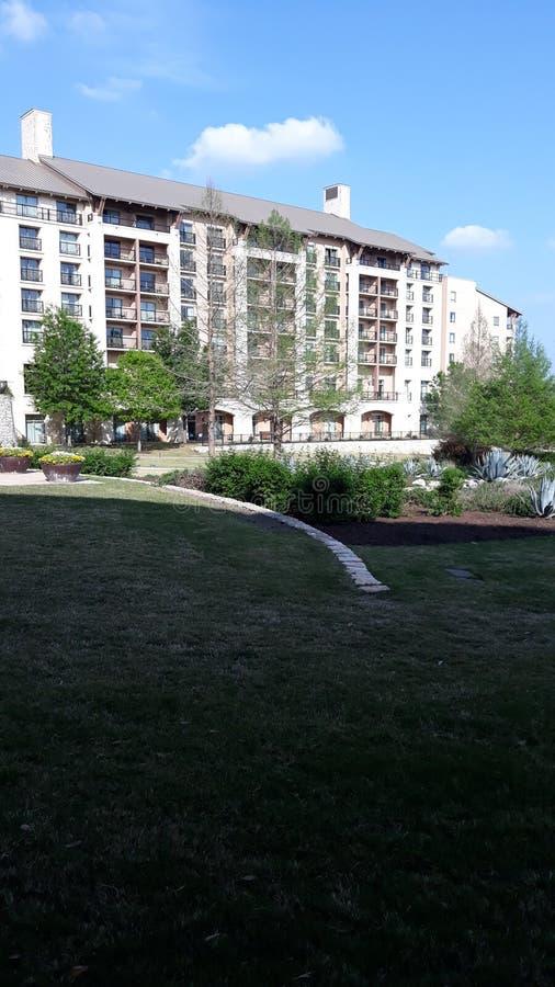 O hotel bonito de Marriott em TPC em San Antonio, TX foto de stock royalty free