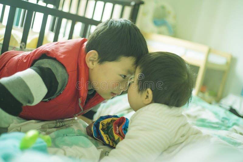 O irmão chinês foto de stock royalty free