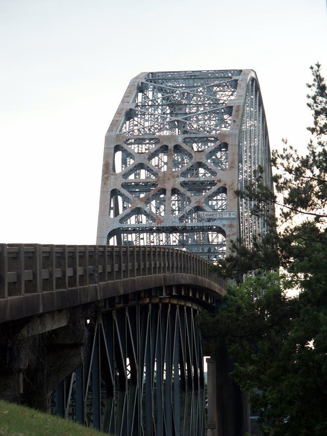 O.K. Allen-Brücke stockbilder