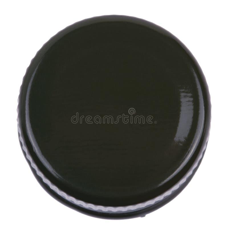 Download Tampão De Garrafa Verde Isolado Imagem de Stock - Imagem de diretamente, metal: 29825777