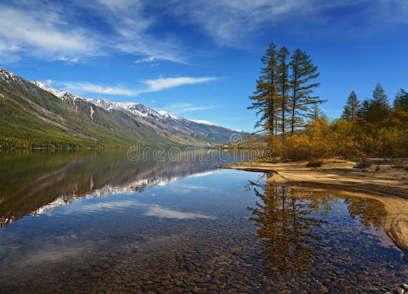 O lago Leprindo fotos de stock royalty free
