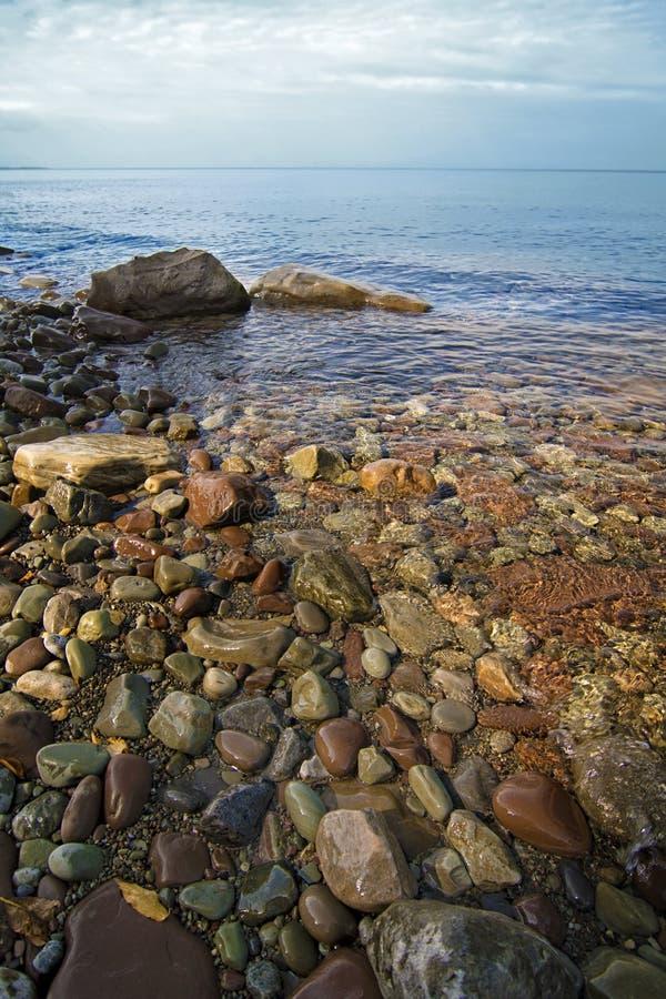 O Lago Ontário imagem de stock royalty free