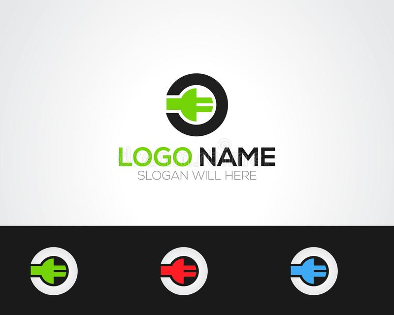 O Letter Logo Template online store vectors illustratio. N. This is very easy to use. U ca Use as your won simply stock illustration