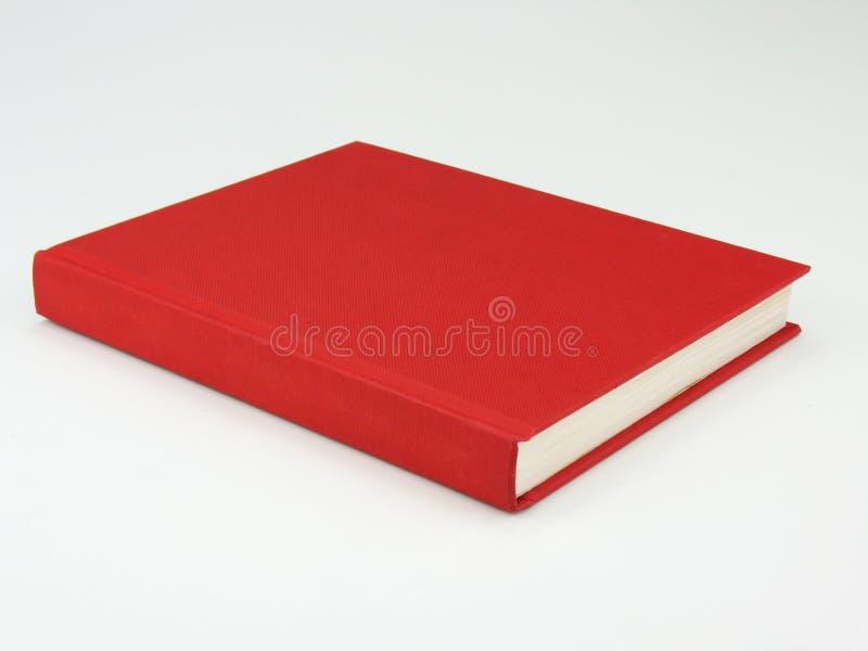 O livro vermelho imagens de stock