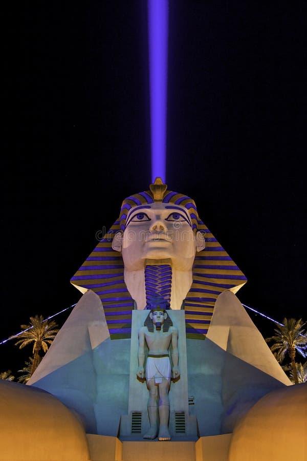 O Luxor, Las Vegas fotos de stock royalty free