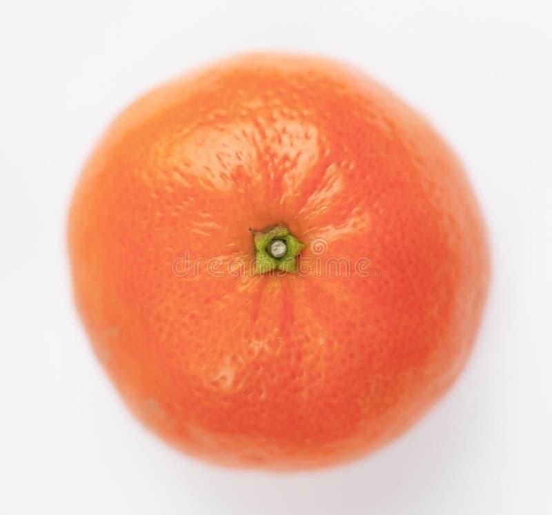O mandarino fresco foto de stock