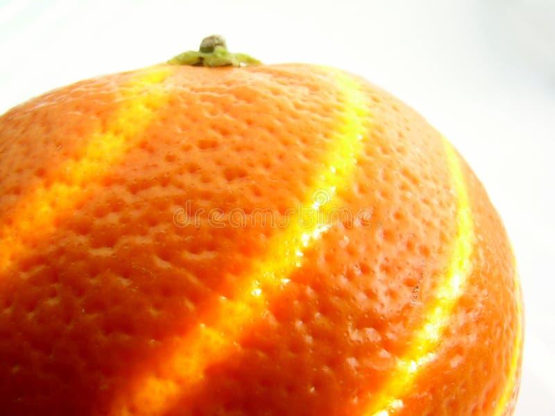 O mandarino - skine fotografia de stock royalty free