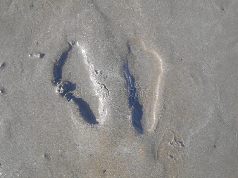 O mar árabe vasto imagens de stock