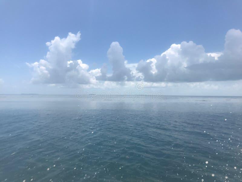 O mar aberto fotos de stock royalty free