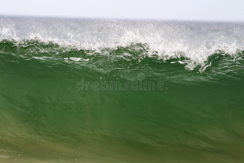 O mar acena em Austrália imagens de stock