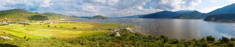 O mar de NAPA em SHANGRI-LA foto de stock royalty free