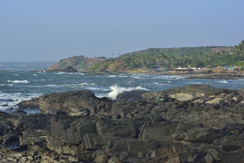 O mar mantém seus segredos imagem de stock royalty free