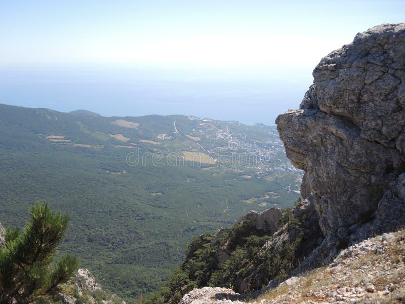 O Mar Negro fotografia de stock royalty free