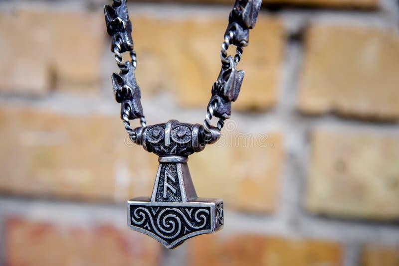 O martelo do Thor fotografia de stock royalty free