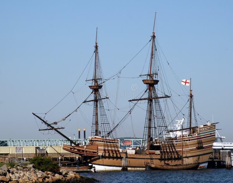 O Mayflower foto de stock royalty free