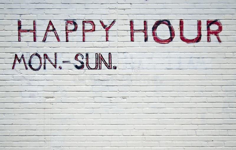 O melhor happy hour foto de stock royalty free