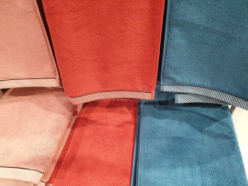 O melhor projeto das toalhas imagem de stock
