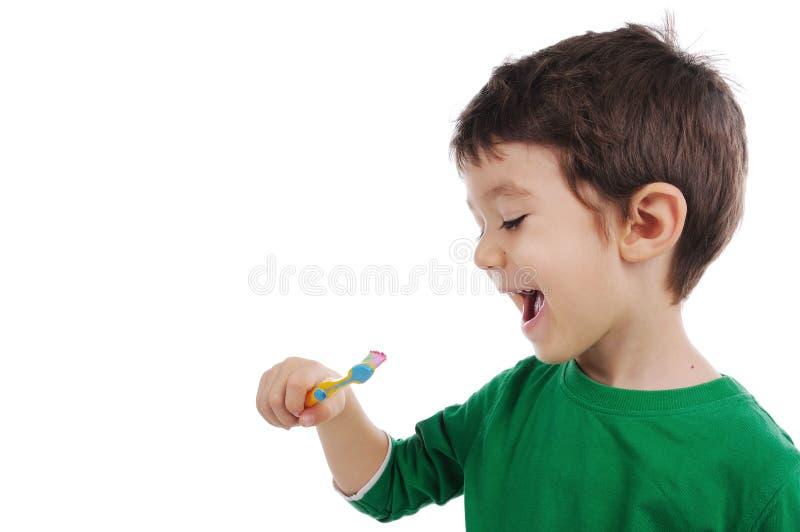 Download Dentes de escovadela foto de stock. Imagem de escovar - 29849406
