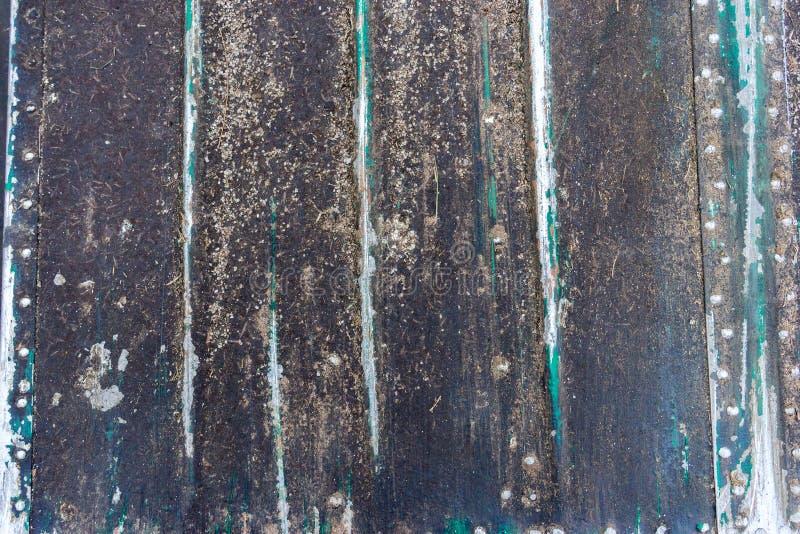 O metal colorido oxidado do close up, grunge abstrato corroeu o fundo de aço, contexto metálico do vintage retro, superfície do f foto de stock
