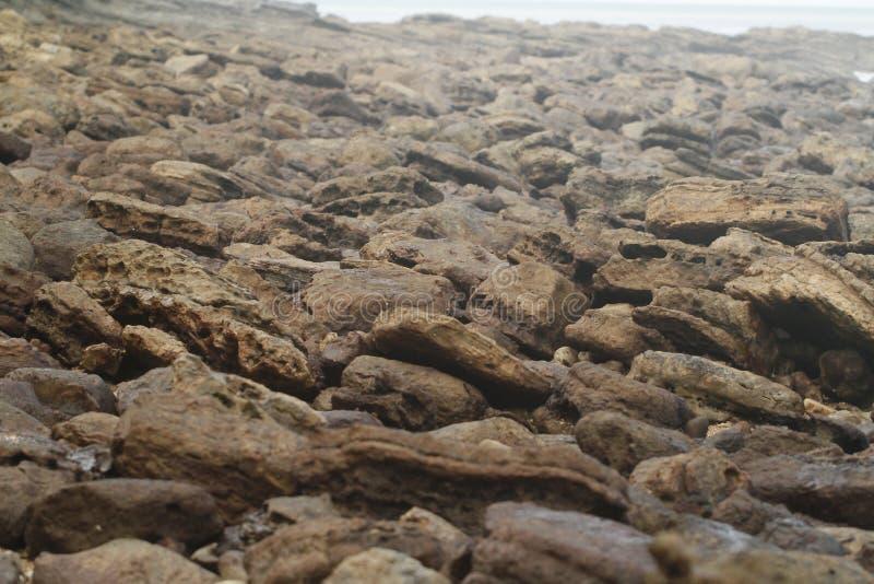 O mistério da terra nós que vemos pelas rochas imagens de stock