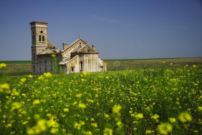 O monastério 08 de Colelia imagens de stock