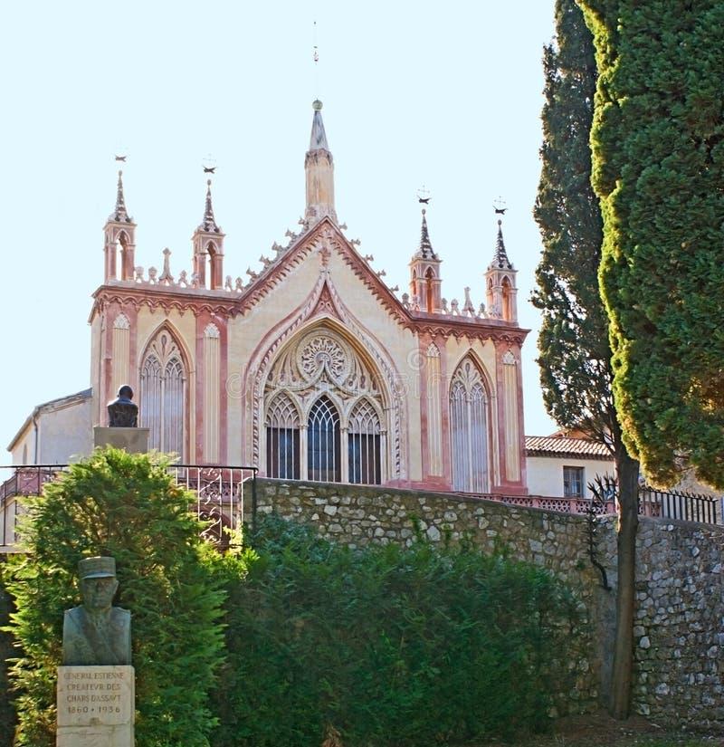 O monastério antigo fotos de stock