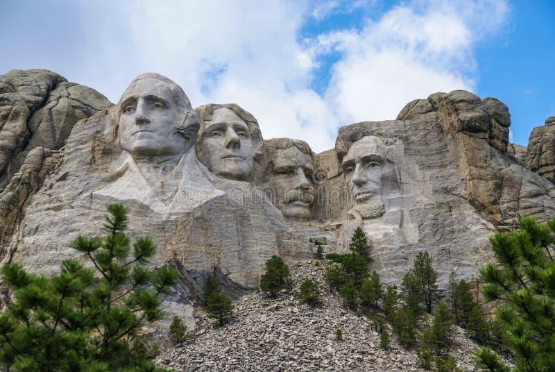 O Monte Rushmore 2009 fotos de stock