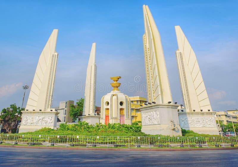 O monumento da democracia fotos de stock royalty free