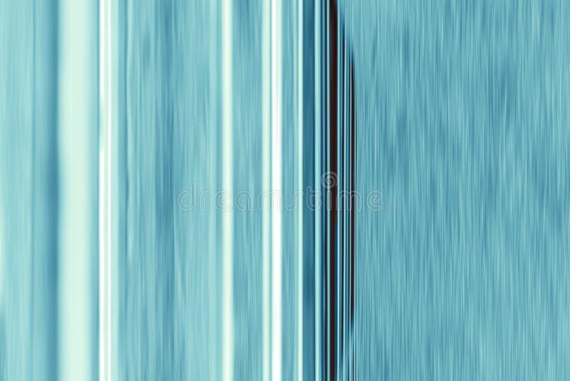 O movimento abstrato borrou a elevação azul - fundo da tecnologia foto de stock royalty free