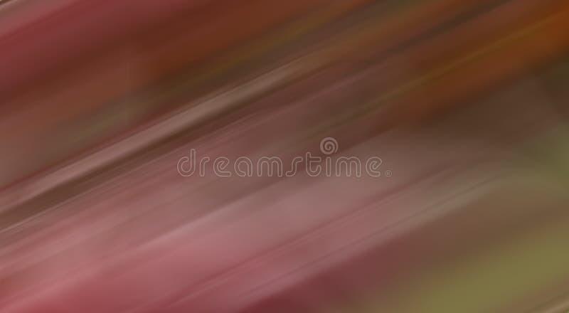 O movimento colorido abstrato borrou o fundo protegido, papel de parede ilustração vívida do vetor da cor fotos de stock royalty free